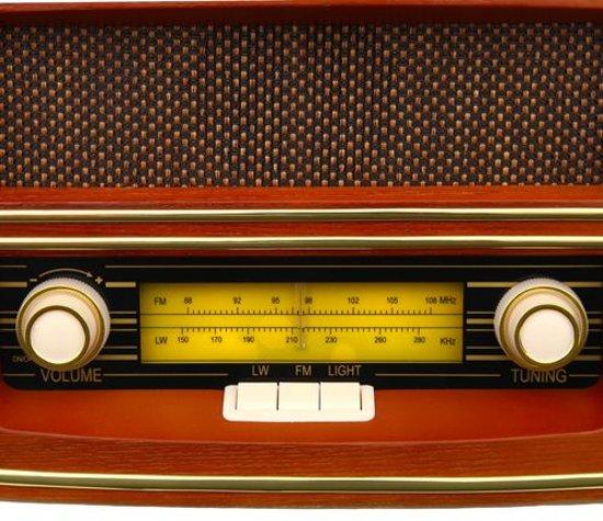 Camry CR 1103 - Retro radio