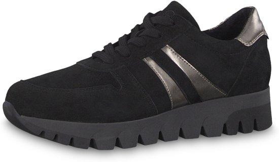 Tamaris Zwarte Sneakers  Dames 40