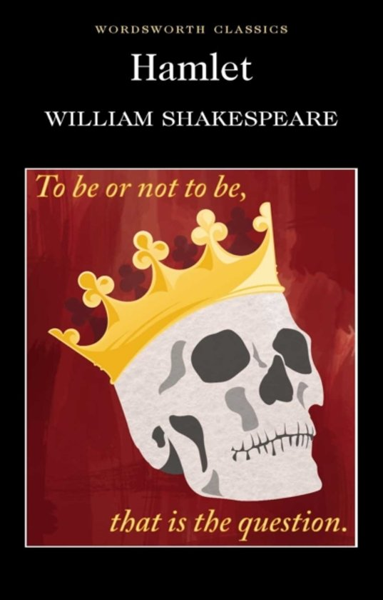 Boek cover Hamlet van Edith Nesbit (Paperback)