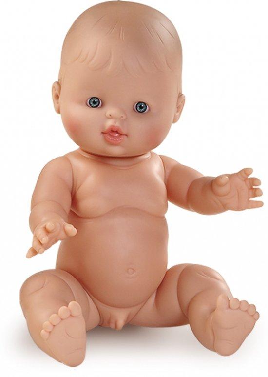 Paola Reina Gordi jongenspop Albert babypop pop bloot jongen 34 cm