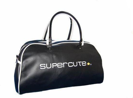 Supercute Sporttas Zwart
