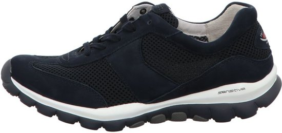 Gabor Blauw Rolling Soft Sneakers Soft Sneakers Blauw Gabor Rolling Gabor zxwgxdHT