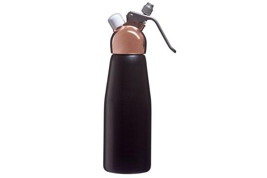 Cosy&Trendy Espuma Slagroomspuit - 0L5 - Zwart-Koper Valentinaa
