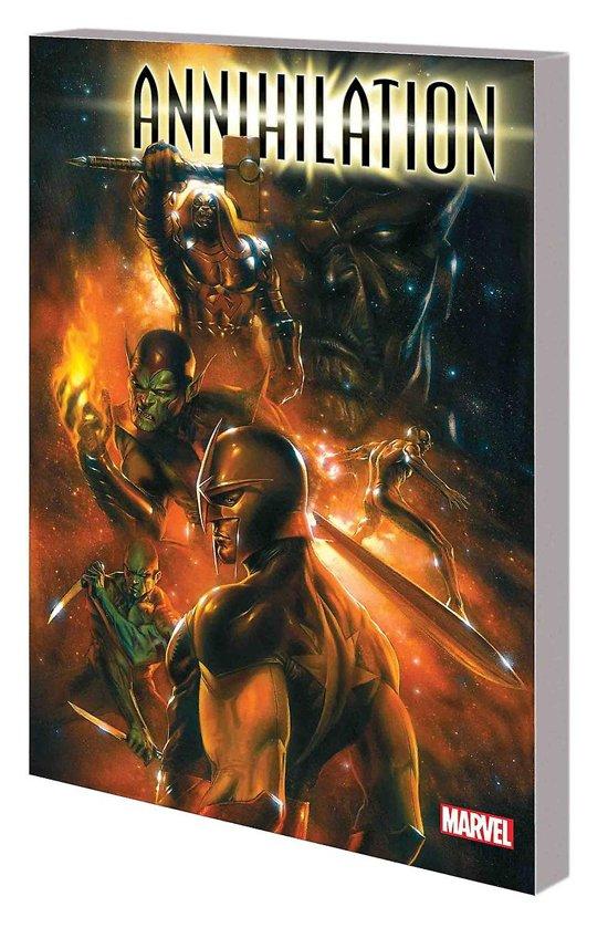 Annihilation - John Francis Moore