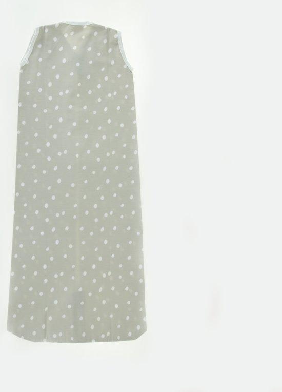 Slaapzak zomer Little Lemonade 70cm Dots grey