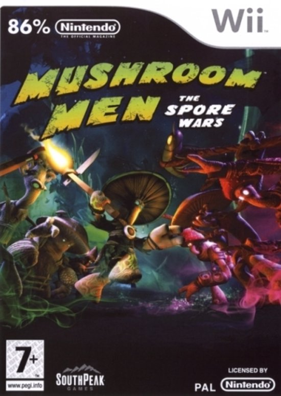 Mushroom Men: The Spore Wars kopen