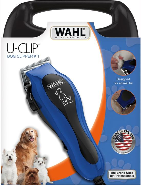 Wahl Dog Clipper Tondeuse Set - Dierentondeuse