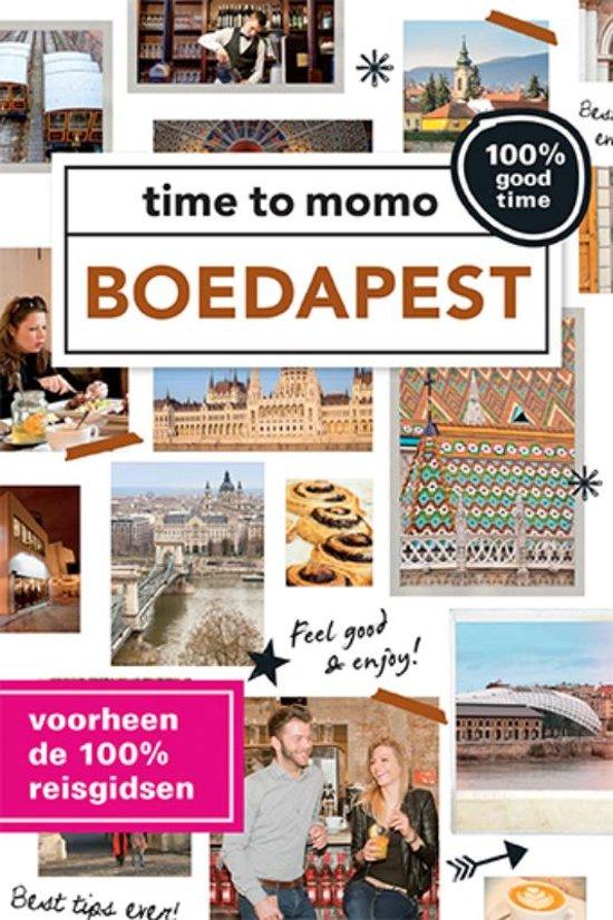 Time to momo - Boedapest