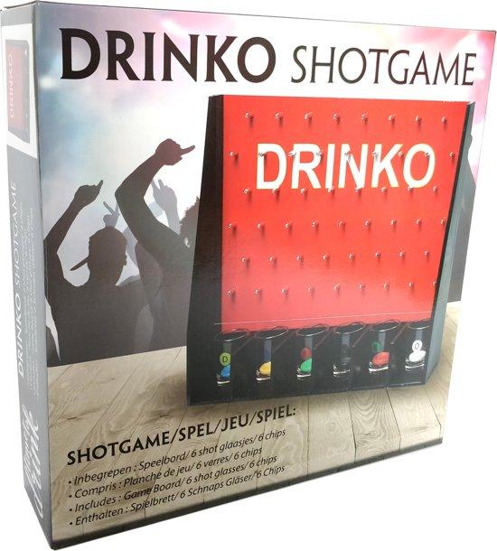 Wonderbaar bol.com | Drinko Shotgame spel MK-53