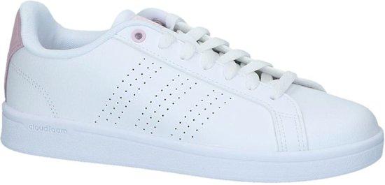 Adidas - Advantage Cl W - Sneaker laag sportief - Dames - Maat 40 - Wit -  Ftwr White