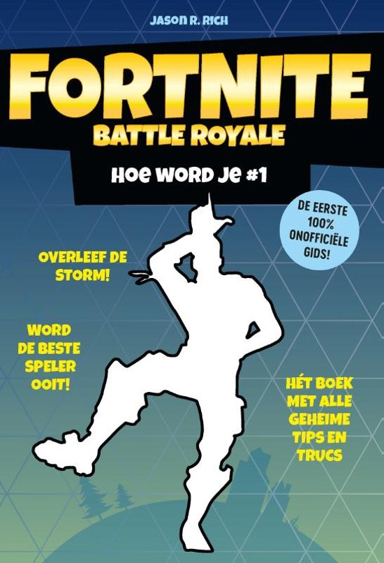 Boek cover Fortnite Battle Royale - Hoe word je # 1 van Jason R. Rich (Onbekend)