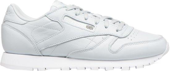 dc82b56271c bol.com | Reebok Sneakers Classic Leather X Face Dames Lichtblauw ...