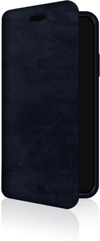 "Black Rock Booklet ""The Statement"" voor Apple iPhone Xs Max, Donkerblauw"