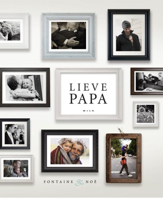 bol.com | Lieve Papa, Geoff Blackwell | 9789460540561 | Boeken