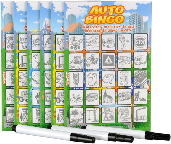 Thumbnail van een extra afbeelding van het spel Auto-Bingo - Tin Box