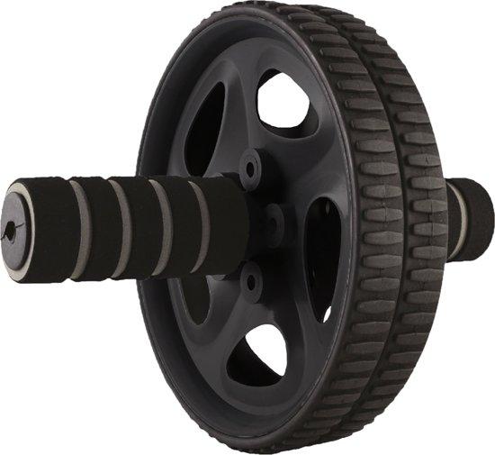 Rucanor Double Power Wheel - Fitnessapparatuur  - zwart - ONE