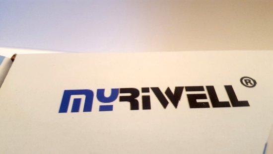 MyRiwell - 3D Pen / Inclusief 3 x Filament