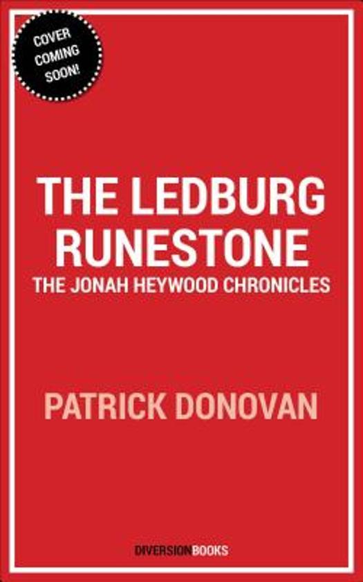 Bol The Ledberg Runestone Patrick Donovan 9781635761788