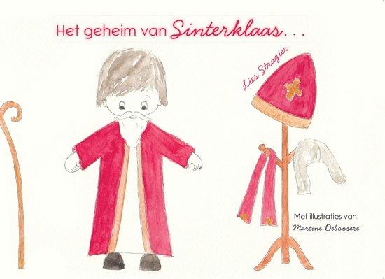 Boek cover Het geheim van Sinterklaas... van Lies Stragier (Paperback)