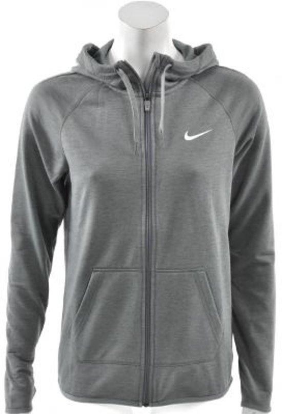 | Nike Dry Hoodie Full Zip Dames maat M