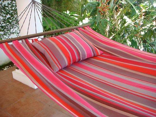 Hangmat Lava Dendi met spreidstok 130 cm