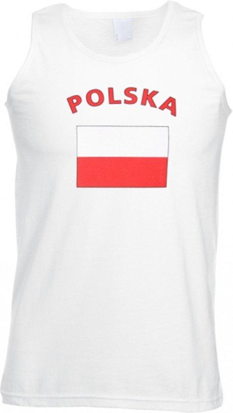 Polen tanktop heren 2xl