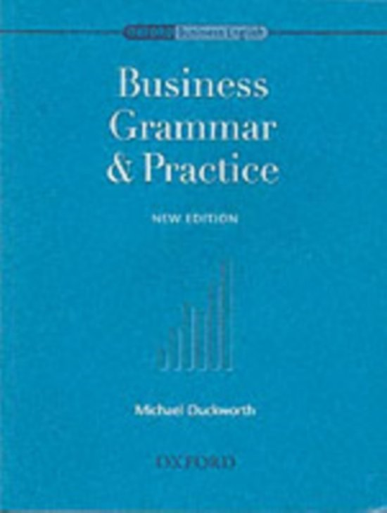 Bussiness Grammar & Practice