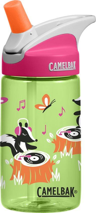 9ff078db447 bol.com   Camelbak - Eddy Kids - 400 ml - DJ Skunx - Bidon/drinkfles
