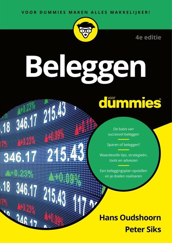 Voor Dummies - Beleggen voor dummies