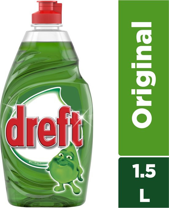 Dreft Original - 1500ml - Afwasmiddel