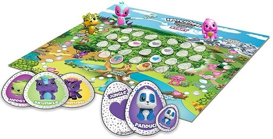 Hatchimals - Eggventure Game - Gezelschapsspel