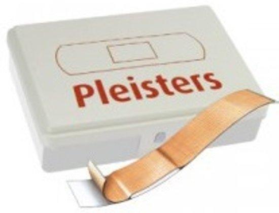 Sanaplast Vinger 18 x 20 - 100 stuks - Pleisters