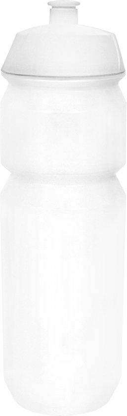 Tacx Shiva Bidon - 750 ml - Wit