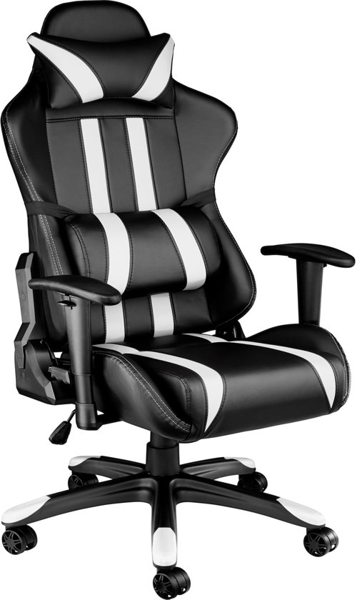 Bureaustoel Gaming Goedkoop.Bol Com Tectake Gaming Chair Bureaustoel Premium Racing Style