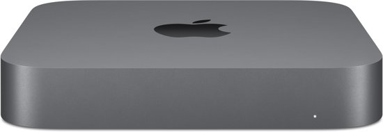 Apple Mac Mini (2018) - Desktop - Intel Core i5 - Space Grijs