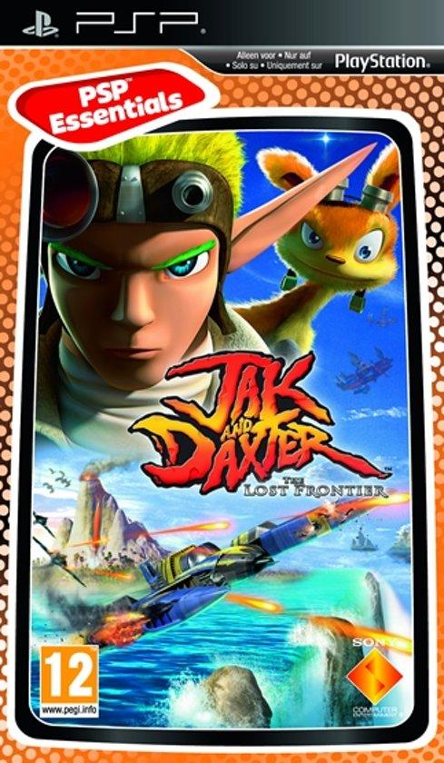 Jak & Daxter:The Lost Frontier (Essentials)