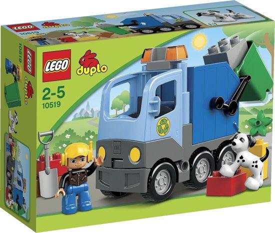 LEGO DUPLO Vuilniswagen - 10519