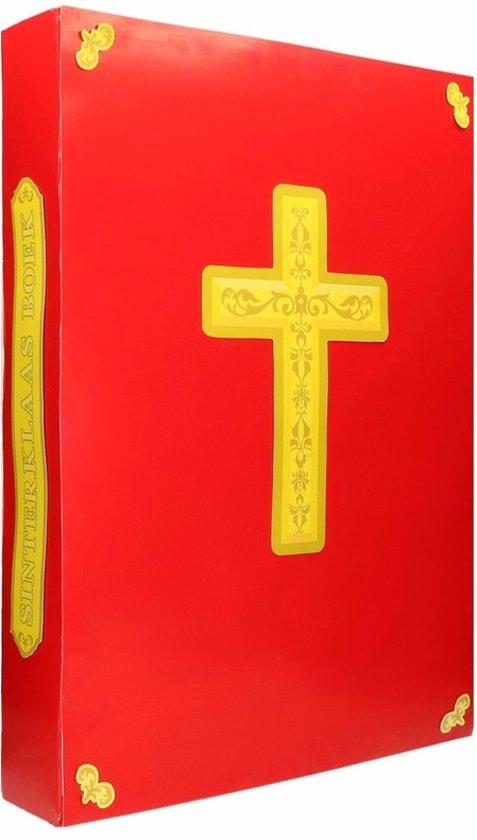 Sinterklaas - Sinterklaas boek maken pakket - Sint surprise bouwpakket