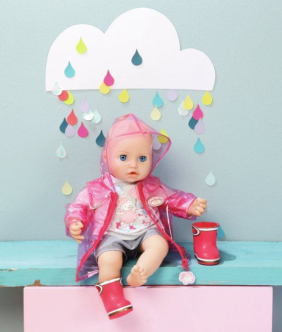 Baby Annabell Deluxe PuddleJumping 43cm