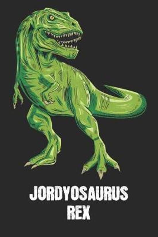 Jordyosaurus Rex