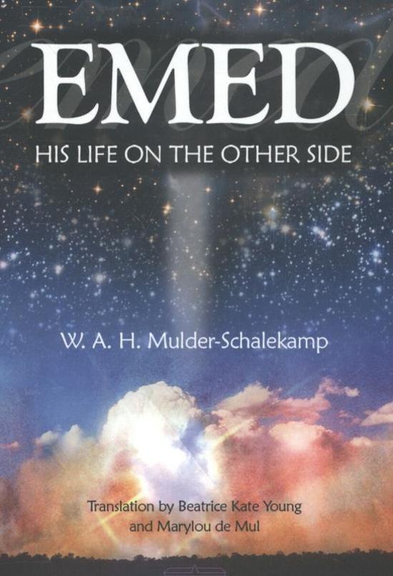Boek cover Emed van W.A.H. Mulder-Schalekamp (Paperback)