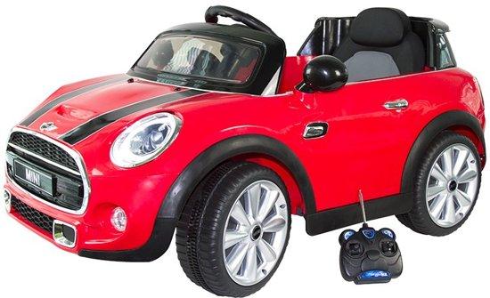 Bol Com Imaginarium Mini Cooper Red Elektrische Auto Met Accu