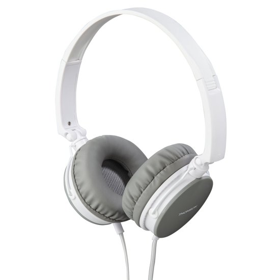Thomson HED2207WH/GR On-Ear-koptelefoon
