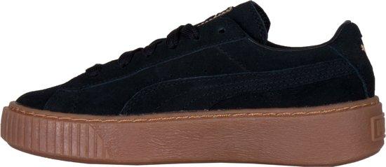 57576539c74 Puma Sneakers - Maat 29 - Unisex - zwart/goud   Globos' Giftfinder