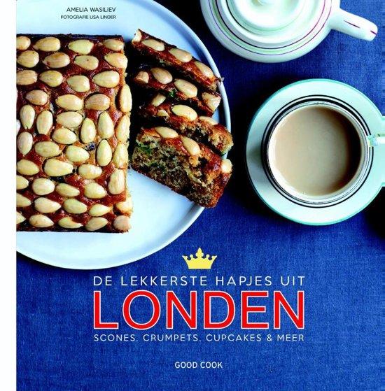 Creatief Culinair - De lekkerste hapjes uit Londen