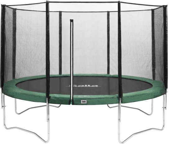salta combo 366 cm groen trampoline top twence. Black Bedroom Furniture Sets. Home Design Ideas