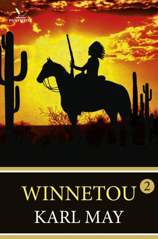 Bolcom Winnetou 2 Ebook Karl May 9789049901714 Boeken