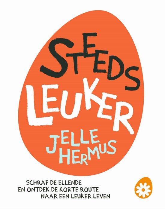 Boek cover Steeds leuker van Jelle Hermus (Onbekend)