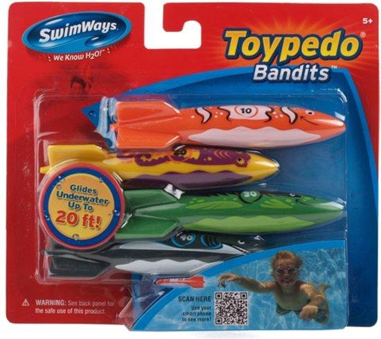 Toypedo Bandits