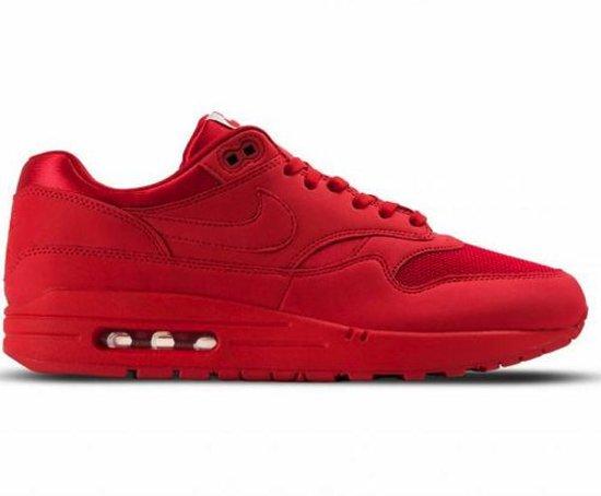 nike air max 1 heren red